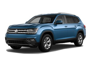 New 2019 Volkswagen Atlas 3.6L V6 SE w/Technology 4MOTION SUV L19235 in Santa Fe, NM