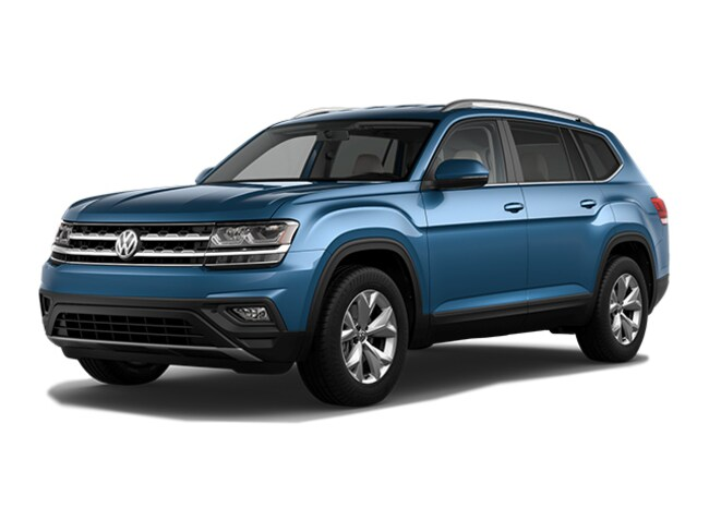 2019 Volkswagen Atlas 3.6L V6 SE w/Technology 4MOTION SUV New Volkswagen Car for sale in Bernardsville, New Jersey
