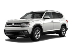 New 2019 Volkswagen Atlas 3.6L V6 SE w/Technology 4MOTION SUV For Sale In Lowell, MA