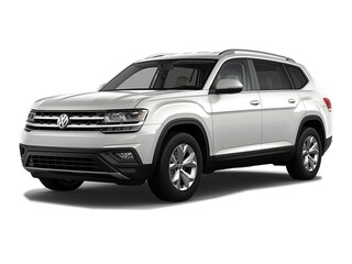 Certified Pre-Owned 2019 Volkswagen Atlas SE SUV for sale in Lynchburg, VA