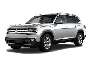New 2019 Volkswagen Atlas 3.6L V6 SE w/Technology 4MOTION SUV L19156 in Santa Fe, NM