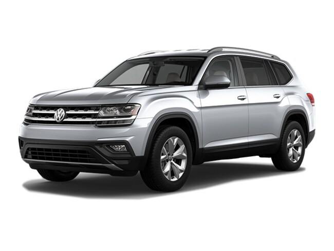New 2019 Volkswagen Atlas 3.6L V6 SE w/Technology 4MOTION SUV in Rochester, NY