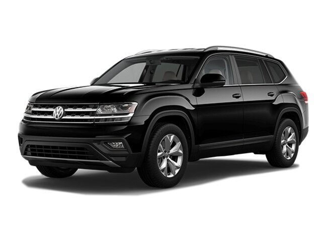 2019 Volkswagen Atlas SE w/Technology SUV 4D