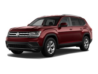 New 2019 Volkswagen Atlas 3.6L V6 S 4MOTION SUV for sale in Auburn, MA