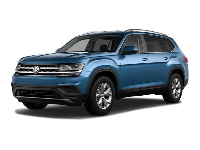 2019 Volkswagen Atlas 3.6L V6 S 4MOTION SUV 1V2GR2CA3KC522951