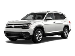 New 2019 Volkswagen Atlas 3.6L V6 S 4MOTION SUV in Erie, PA