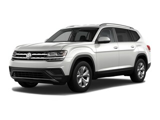 New 2019 Volkswagen Atlas 3.6L V6 S 4MOTION SUV V19685 in Mystic, CT