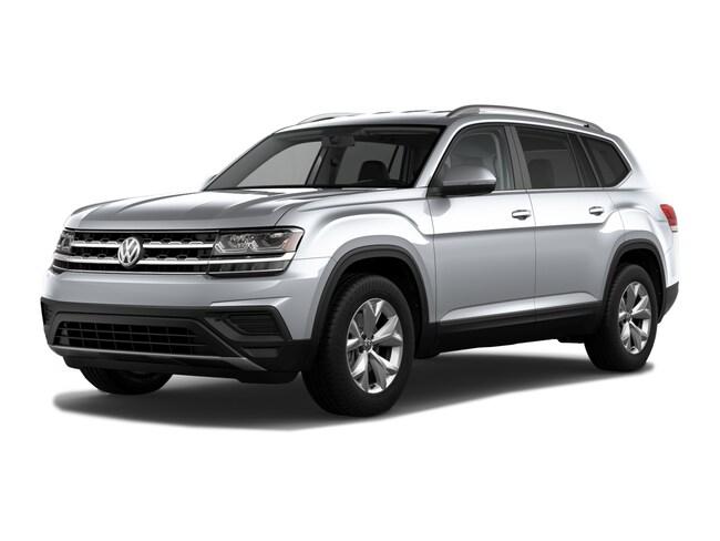 New 2019 Volkswagen Atlas 3.6L V6 S 4MOTION SUV in  the Canton - Hartford Area