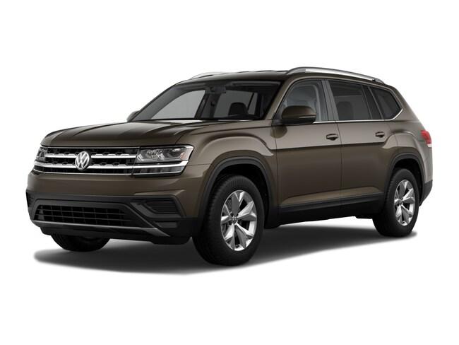 New 2019 Volkswagen Atlas 3.6L V6 S 4MOTION SUV for sale in Danbury, CT