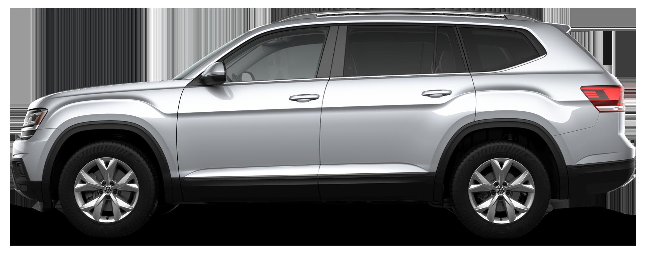 2019 Volkswagen Atlas SUV 3.6L V6 S 4MOTION