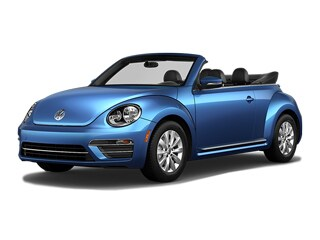 2019 Volkswagen Beetle Descapotable