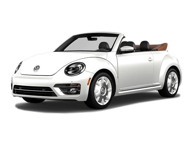 Volkswagen Beetle Convertible >> New 2019 Volkswagen Beetle 2 0t Final Edition Sel Convertible For