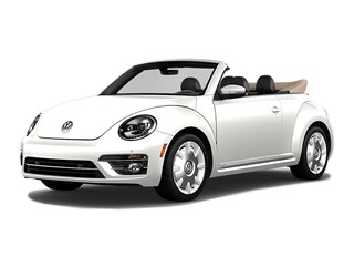 2019 Volkswagen Beetle Final Edition SEL Auto Convertible
