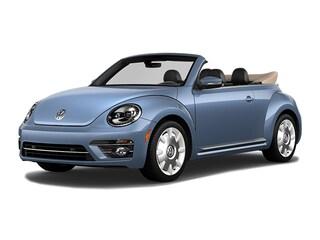 2019 Volkswagen Beetle Convertible Final Edition SEL Convertible