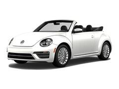 2019 Volkswagen Beetle 2.0T Final Edition SE Convertible Front-wheel Drive