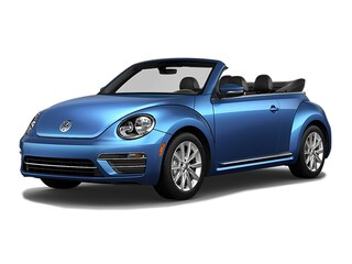 New  2019 Volkswagen Beetle 2.0T SE Convertible in Bloomington IN