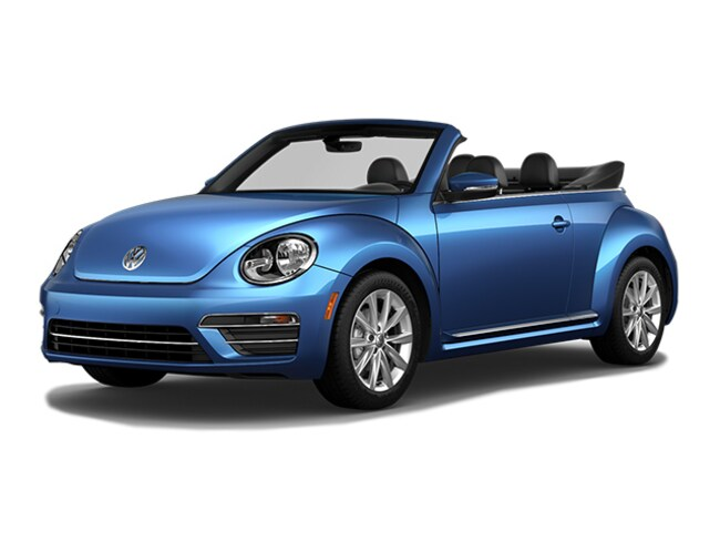 2019 Volkswagen Beetle Convertible SE SE Auto