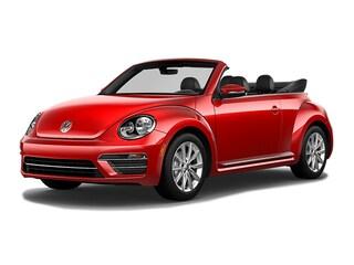 New 2019 Volkswagen Beetle 2.0T SE Convertible for sale in Huntington Beach, CA at McKenna 'Surf City' Volkswagen