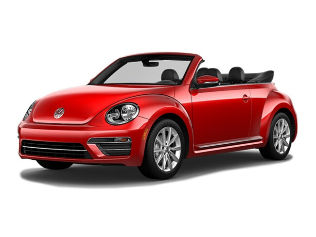 2019 Volkswagen Beetle SE Convertible