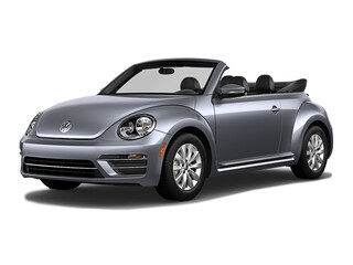 New 2019 Volkswagen Beetle Convertible 2.0T S Convertible in Dayton, OH
