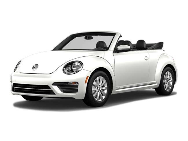 New 2019 Volkswagen Beetle 2.0T S Convertible Myrtle Beach, SC