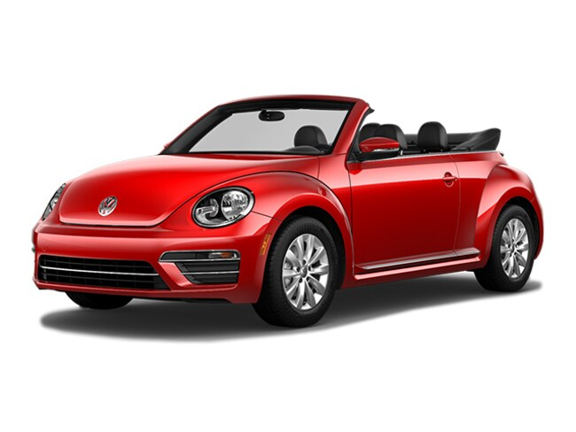 New 2019 Volkswagen Beetle 2.0T S Convertible For Sale in Mohegan Lake, NY