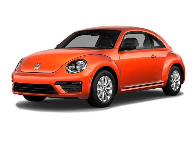 New 2019 Volkswagen Beetle 2.0T S Hatchback in Rochester, NY