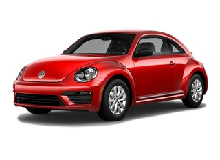 New 2019 Volkswagen Beetle 2.0T S Hatchback 3VWFD7AT4KM714260 in Erie, PA