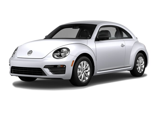 New 2019 Volkswagen Beetle 2.0T S Hatchback in Houston