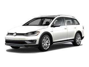 2019 Volkswagen Golf Alltrack Manual 1.8T SEL Manual