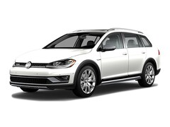 2019 Volkswagen Golf Alltrack Manual Wagon