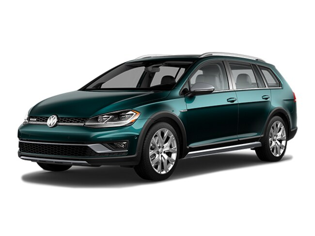 2019 Volkswagen Golf Alltrack TSI SEL Wagon