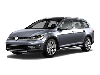 2019 Volkswagen Golf Alltrack TSI SEL 4MOTION Wagon New Volkswagen Car for sale in Bernardsville, New Jersey