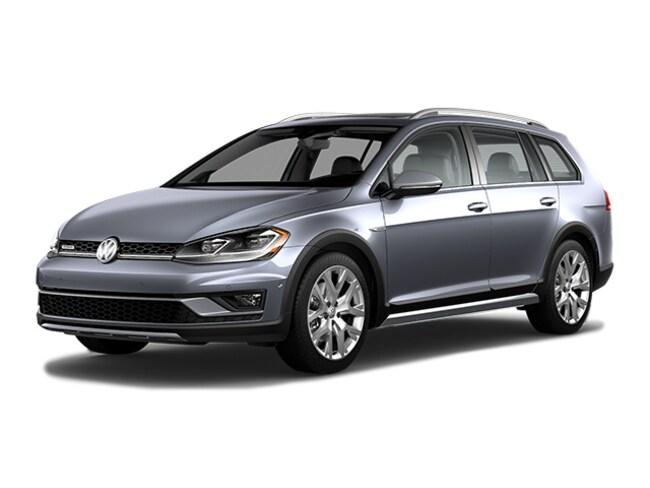 2019 Volkswagen Golf Alltrack SEL Wagon