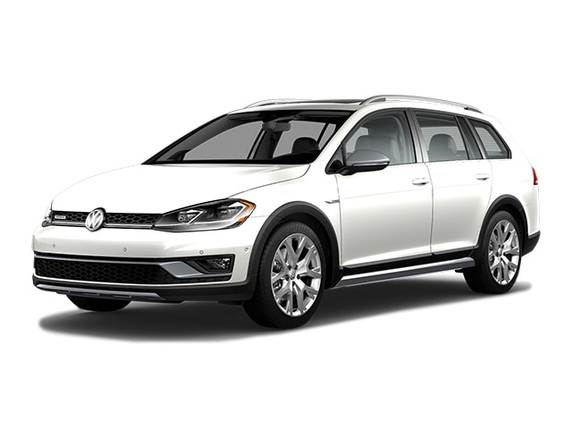 2019 Volkswagen Golf Alltrack TSI SEL 4MOTION Wagon