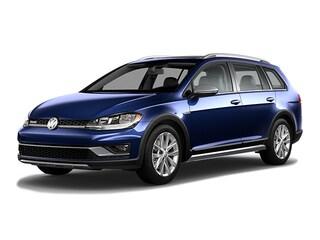 New 2019 Volkswagen Golf Alltrack TSI SE 4MOTION Wagon for sale in Auburn, MA
