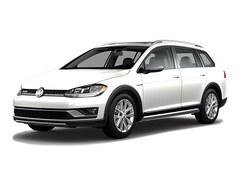 2019 Volkswagen Golf Alltrack SE w/ 4MOTION Wagon