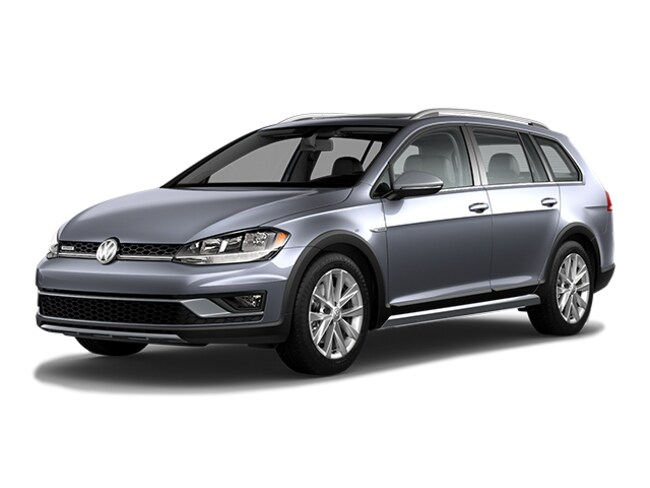 2019 Volkswagen Golf Alltrack TSI SE 4MOTION Wagon New Volkswagen Car for sale in Bernardsville, New Jersey
