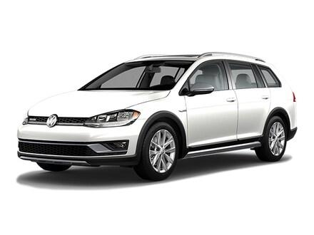 2019 Volkswagen Golf Alltrack SE 1.8T SE DSG