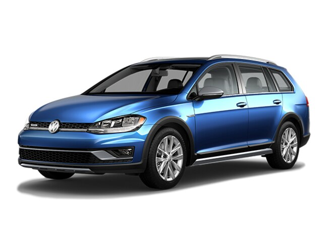 New 2019 Volkswagen Golf Alltrack TSI SE 4MOTION Wagon in Bloomington IN