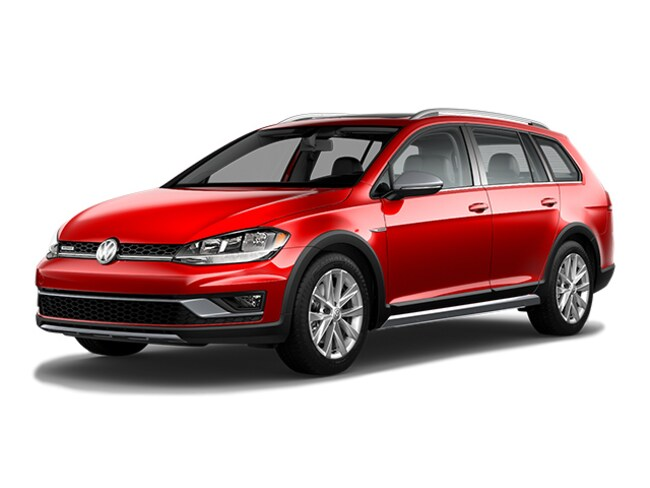 New 2019 Volkswagen Golf Alltrack TSI SE 4MOTION Wagon for sale Long Island NY