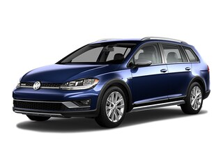 New  2019 Volkswagen Golf Alltrack TSI S 4MOTION Wagon in Bloomington IN