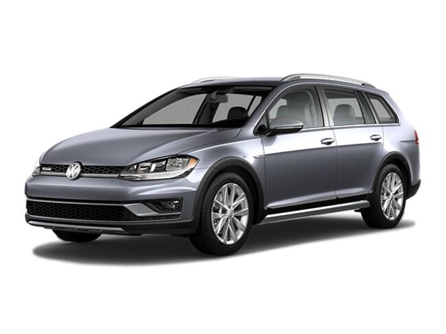 New 2019 Volkswagen Golf Alltrack TSI S 4MOTION Wagon for sale in Bristol, TN