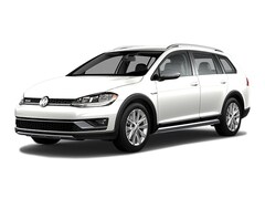 2019 Volkswagen Golf Alltrack TSI S 4MOTION Car