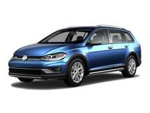 2019 Volkswagen Golf Alltrack TSI S 4MOTION Wagon