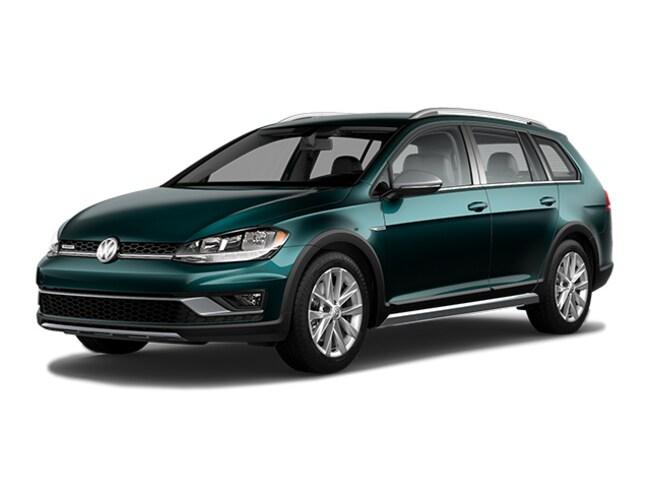 New 2019 Volkswagen Golf Alltrack TSI S 4MOTION Wagon for sale in Auburn, MA