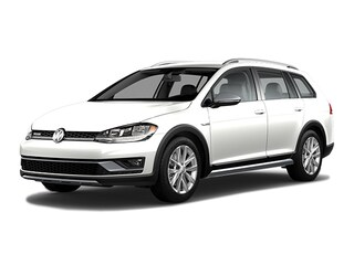 New 2019 Volkswagen Golf Alltrack TSI S 4MOTION Wagon for sale in Lebanon, NH at Miller Volkswagen