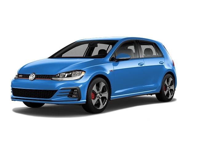 2019 Volkswagen Golf Gti Hatchback Digital Showroom Heritage