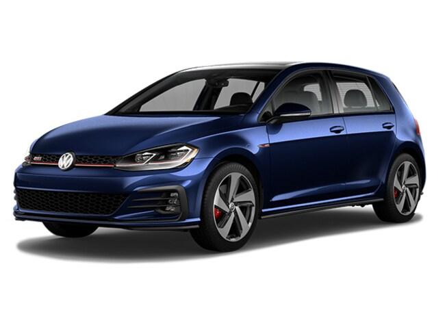 2019 Volkswagen Golf GTI 2.0T Autobahn Hatchback 3VW6T7AU4KM036251