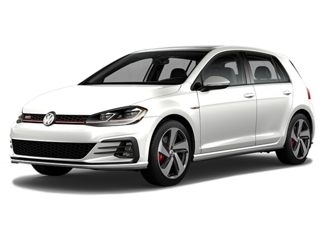 New 2019 Volkswagen Golf GTI 2.0T Autobahn Hatchback for sale in Auburn, MA
